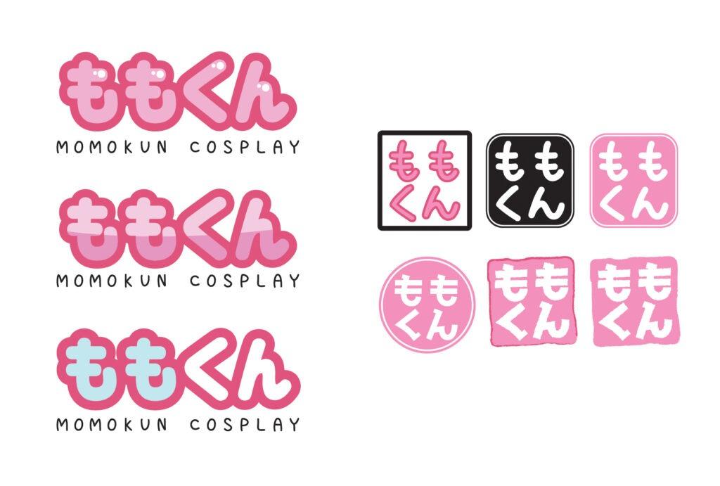 Momokun's New Logo Concepts